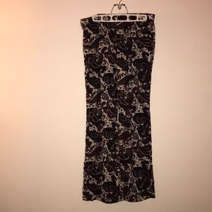 Paisley Forever 21 Flowly Pants